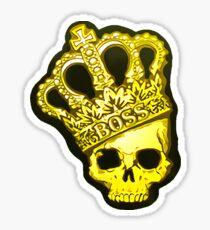 Crown Foil Sticker