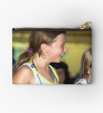 Girls having fun Studio Pouch