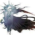 Final Fantasy XVII logo by Geekstuff