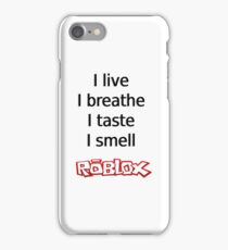 I sense Roblox iPhone Case/Skin