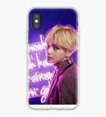 Taehyung- iPhone Case