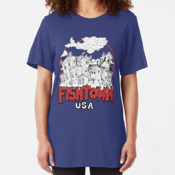 Fishtown, USA Slim Fit T-Shirt