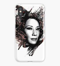 I Love Lucy Liu iPhone Case
