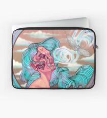 Spirit Lifting from Deep Within Laptop Sleeve