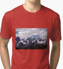 Stubaier Alps Tri-blend T-Shirt