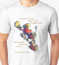 Kingdom Hearts Sora Intro  Unisex T-Shirt