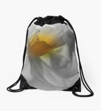 daffodil  Drawstring Bag