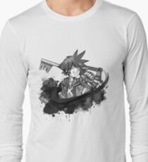 Master of the Keyblade. Long Sleeve T-Shirt