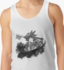 Master of the Keyblade. Tank Top