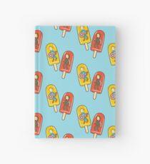 Super Soldier Ice Pops Hardcover Journal