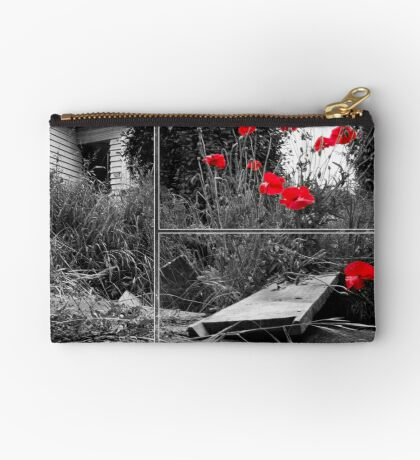 After The Earthquake - Out of the Cracks Studio Pouch