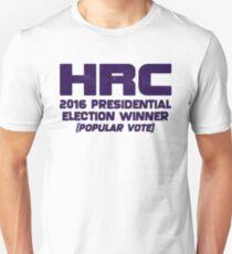 Popular Vote Winner 2016 T-Shirt
