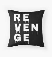 Revenge - Nocturnal Animals Throw Pillow