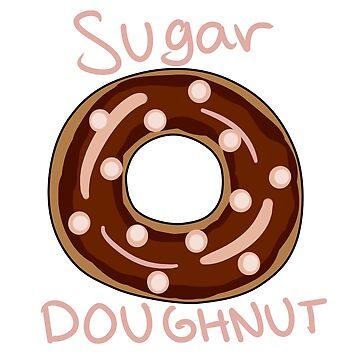 Sugar Doughnut (choco) by SugarDoughnut