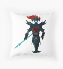 The true hero appears! Throw Pillow