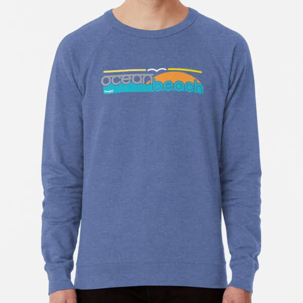 Ocean Beach Lightweight Sweatshirt