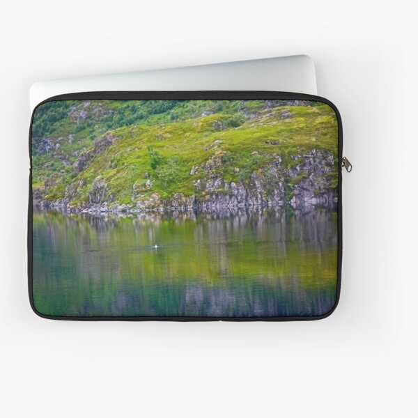 7 ★★★★★. My features Art that I LOVE!! Meravilioso Belvedere .  Å . Lofoten .Norway. july 2012. by Andy Brown Sugar. Featured Work !!! Islands , Islands , Islands . Laptop Sleeve