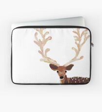 Majestic Deer Painting Laptop Sleeve