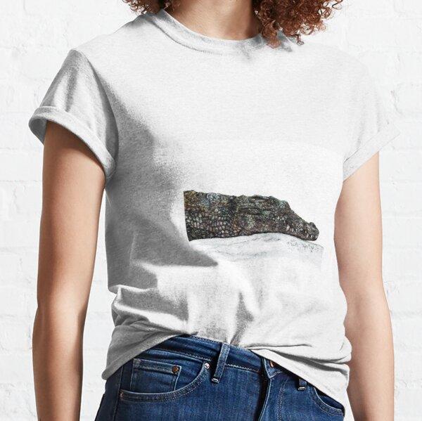 Crocodile Rough and Ready Classic T-Shirt