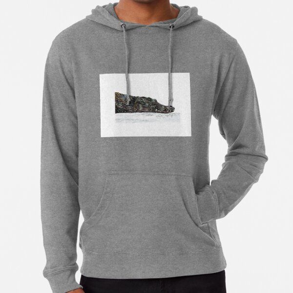 Crocodile Rough and Ready Lightweight Hoodie