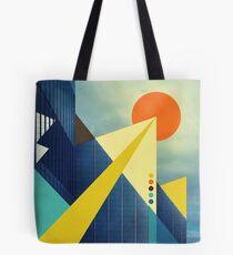 Heaven's Launchpad Tote Bag