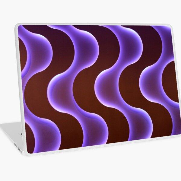 ~ brain waves ~ Laptop Skin