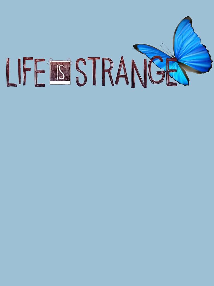Life is Strange Butterfly Logo   Women's T-Shirt