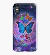 Butterfly Abstract Design iPhone Case/Skin