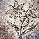 Bonnie floral bloom by BSherdahl