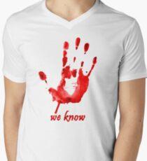 We Know - Dark Brotherhood - Watercolor T-Shirt