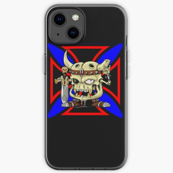 Rob Zombie iPhone Soft Case