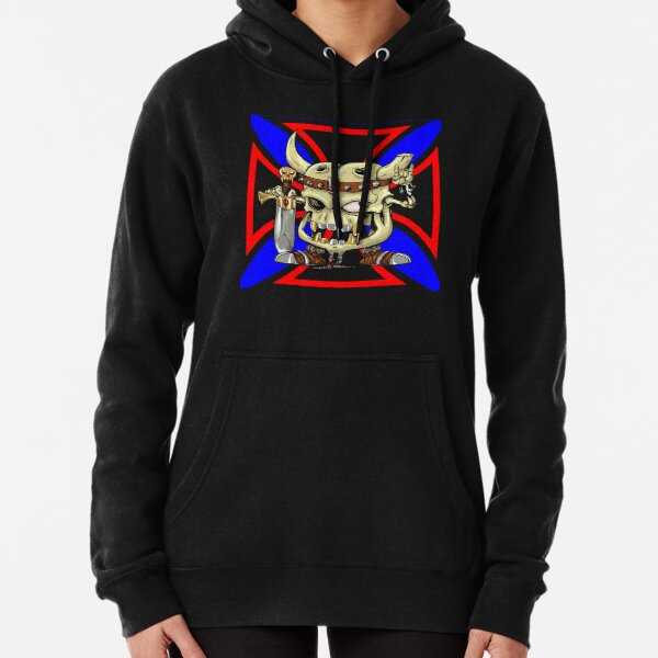 Rob Zombie Pullover Hoodie