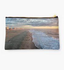 Scheveningen Beach - Sunset Studio Pouch