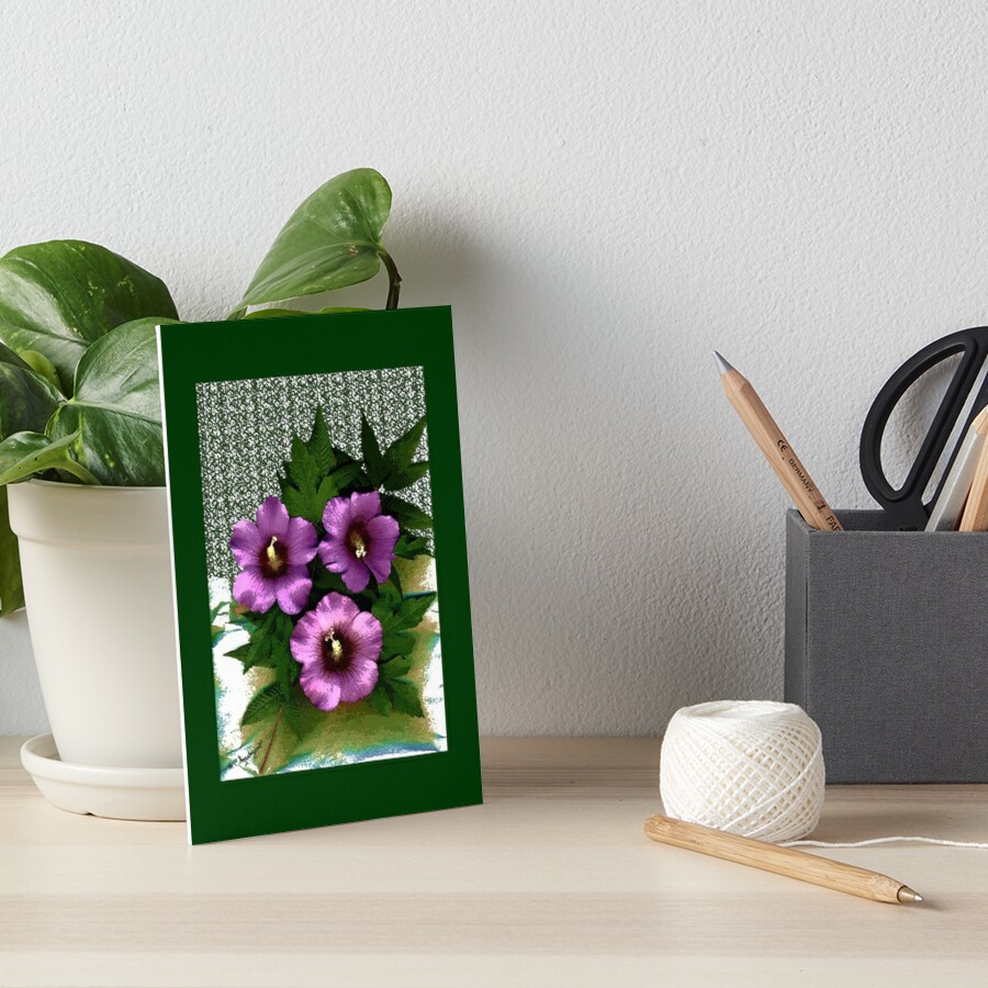 Flowers from My Garden III - PASTEL PERFECT by memac