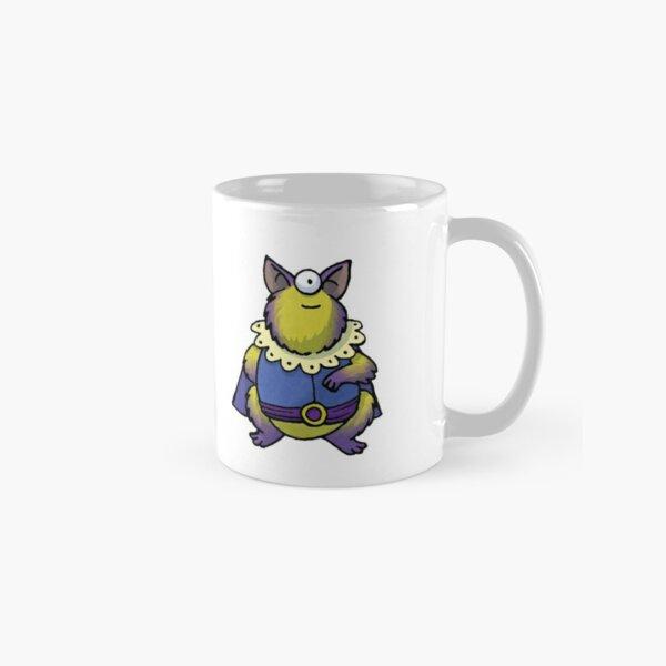 Pomfritz the explorer mug Classic Mug