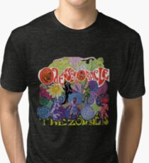 The Zombies - Odessey and Oracle Tri-blend T-Shirt