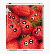 Strawberry fun. iPad Case/Skin