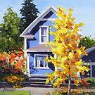 The Ginkgo Tree by Karen Ilari
