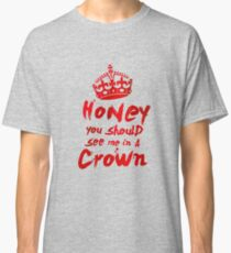 Moriarty Quote Classic T-Shirt