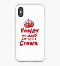 Moriarty Quote iPhone Case