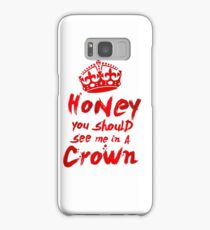 Moriarty Quote Samsung Galaxy Case/Skin
