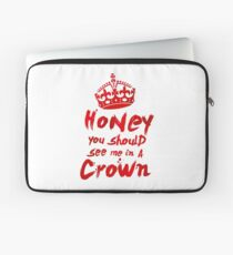 Moriarty Quote Laptop Sleeve