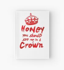 Moriarty Quote Hardcover Journal