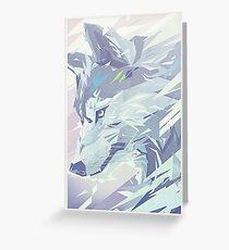 Arctic Greeting Card
