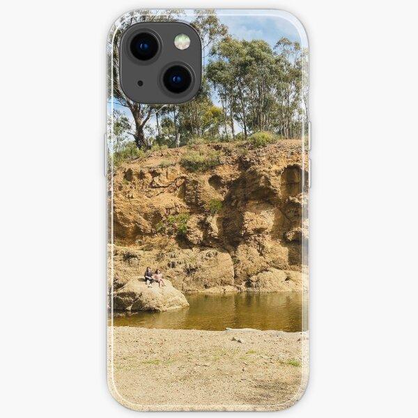 Lerderderg Gorge  iPhone Soft Case