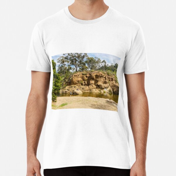 Lerderderg Gorge  Premium T-Shirt
