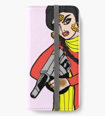 Angry Punjaban  iPhone Wallet/Case/Skin