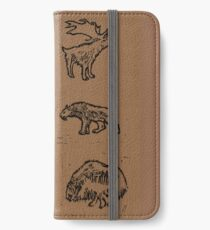 The Ice Age Six iPhone Wallet