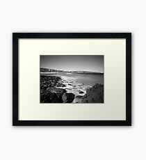Hallett Cove 1 Framed Print