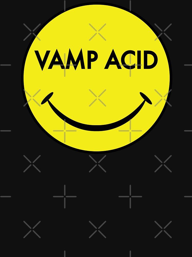 Vamp Acid Techno Electro Smiley by VampAcid